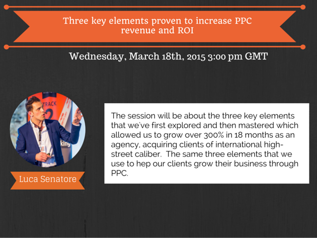 SEMrush: New! PPC week image 3