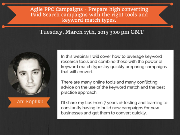 SEMrush: New! PPC week image 2