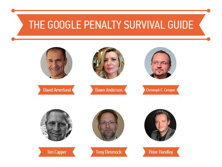 SEMrush: The Google Penalty Survival Guide image 1