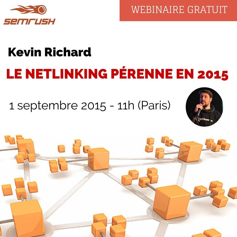 SEMrush: Le netlinking pérenne en 2015 image 1