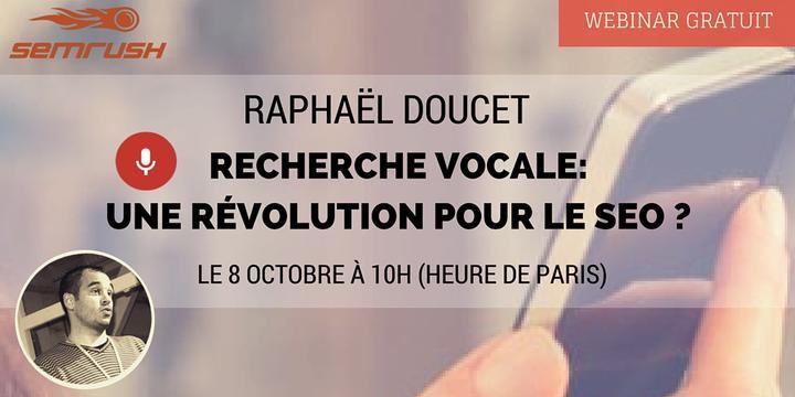 SEMrush: Recherche vocale: une révolution pour le SEO ? image 1