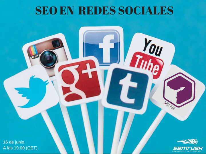 SEO en Redes Sociales