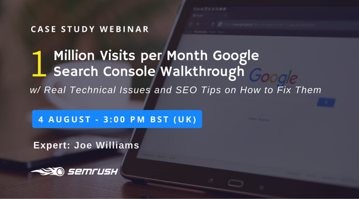 One Million Visits a MonthGoogle Search Console Walkthrough with Real Technical Issues and SEO Tips on How to Fix Them